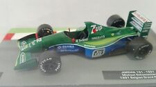 DIE CAST JORDAN 191 MICHAEL SCHUMACHER 1991.  1/43   BOX  N/IXO