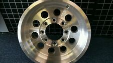 16X7 ALUMINUM MOD TRAILER  RV  WHEELS 8x 6.5 LUG  TRAILER CITY DIRECT LOW PRICE