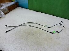 1974 BMW R90s Airhead S684. braided stainless front brake lines