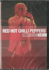 DVD+CD RED HOT CHILI PEPPERS - LIVE IN JAPAN [BRAZILIAN RELEASE]