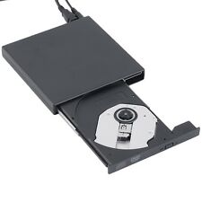 New USB 2.0 External DVD Combo CD-RW Burner Drive CD¡ÀRW DVD ROM Black FH3