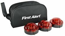 3 FlareAlert LED Emergency Beacon Flares Road Assistance Safety Survival Kit