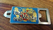 Vintage Las vegas bottle and can opener by royal