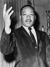 ART PRINT PHOTO PORTRAIT CIVIL RIGHTS HERO MARTIN LUTHER KING JUNIOR NOFL0395
