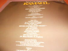 Kamahl,love is a beautiful song