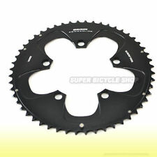 SRAM Red Chainring 52T, BCD 110mm, 119g , Black
