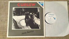 Curlew – North America - Tom Cora, Fred Frith, George Cartwright - LP