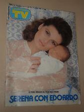 TV SORRISI CANZONI=1990/2=SERENA GRANDI=ALICE BISSI=BUON ANNO ROMANIA=DAMATO M.