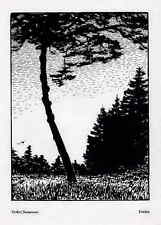 FRIEDEN - Gustav KAMPMANN - Strichätzung 1917 HEYDER Verlag BERLIN Zehlendorf
