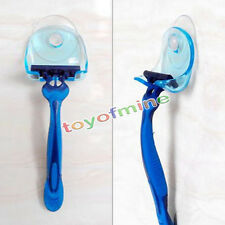 Shaver Toothbrush Holder Washroom High Power Suction Cup Hook Razor Bathroom LO