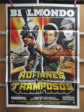 3921          RUFIANES Y TRAMPOSOS JEAN-PAUL BELMONDO