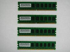 8GB 4X2GB RAM PC2-5300E 2RX8 DDR2 ECC Unbuffered For Dell PRECISION T3400 380