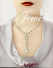 CHRISTIE'S JEWELS Cartier Schlumberger Tiffany JAR Auction Catalog 2009