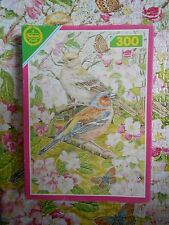 CHAFFINCHES 300 large piece jigsaw puzzle Falcon Birds