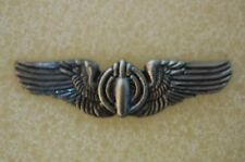 US USA USAF Air Force Bombardier Wings Military Hat Lapel Pin
