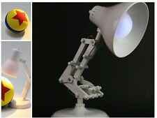 PIXAR Luxo JR. Led Lamp Stand Limited & Mini Led Lamp ・Antena ball Pixar Studio