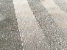 Kravet Couture Mohair Tone on Tone Stripe Upholstery Luxe Mohair Sterling 3.2 yd