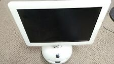 "Apple iMac Model M6498 G4 ALL-IN-ONE Computer 17"" ,NO VIDEO,BEEPS"