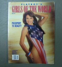 Playboy Press ~ Girls Of The World ~ Special Edition  ~ 1992