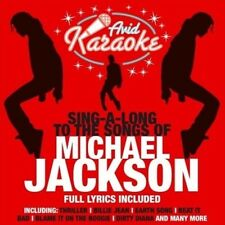 Michael Jackson Karaoke [Avid] New CD