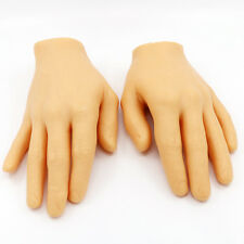 Pro Fake Skin Tattoo Practice Hand Synthetic Material Similar to Human Hands