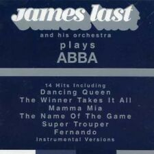Plays Abba - James Last (2000, CD NIEUW)