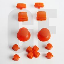 PS3 PlayStation 3 Controller Mod Dpad Buttons Triggers Thumbstick Orange
