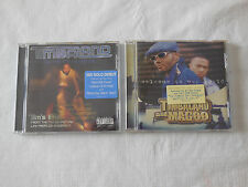 Timbaland / Magoo 2 CD Lot - Tim's Bio & Welcome To Our World - FREE SHIPPING!