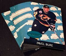 PAVEL BURE 1992-93 Parkhurst Hockey LOT of ( 20 ) EMERALD ICE Card #460 FREESHIP