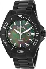 Invicta Pro Diver Mother of Pearl Dial Mens Watch 23070