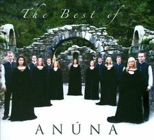 The Best of Anuna [Digipak] by An£na (CD, Oct-2010, Claddagh Records)
