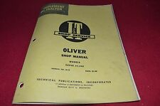 Oliver Super 44 440 Tractor I&T Shop Manual CHPA