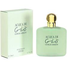 Acqua Di Gio by Giorgio Armani For Women 1.7 oz Eau de Toilette Spray Sealed