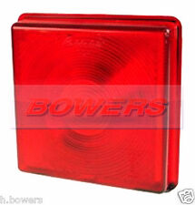 RUBBOLITE 5428 p06770/t Stop/Tail Luce rossa posteriore dell'obiettivo Rimorchio Ifor Williams