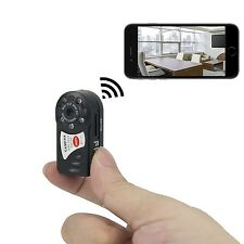 FREDI Motion activated mini hidden camera 720p HD mini wifi camera spy camera