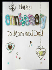 Happy Anniversary Mum & Dad by Eclipse. 36 available.