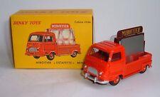 """Atlas / Dinky Toys No. 564, Miroitier """"Estafette"""" Renault, - Superb Mint."""
