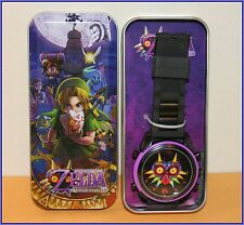 Nintendo The Legend of Zelda Majora's Mask Collectors Edition Watch w/ Tin NEW