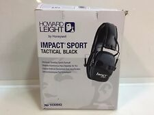 (Closeout) Howard Leight by Honeywell 1030942 Impact Sport Sound Earmuff