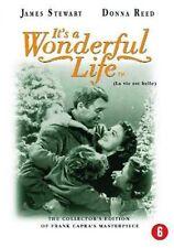 IT'S A WONDERFUL LIFE (B&W 1946 James Stewart) Collectors -  DVD - PAL Region 2