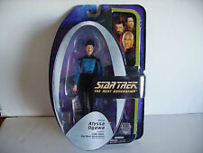 2008 STAR TREK TNG DIAMOND SELECT NURSE ALYSSA OGAWA ART ASYLUM ACTION FIGURE