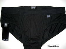 HOM SLIP NOIR TAILLE FR/7 BUSINESS SOFT COTON BLACK BRIEF USA/2XL GB/40 EUR/8