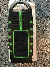 Eton Scorpion II Rugged Multi Powered Smartphone Charger Radio Mint Condition