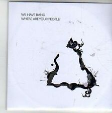(CG933) We Have Band, Where Are Your People? - 2011 DJ CD