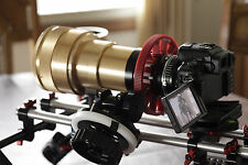 Isco Anamorphic Lens for DSLR GH4 A7S Black Magic Canon | READY TO SHOOT Package