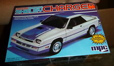 MPC DODGE OMNI SHELBY CHARGER 1/25 Model Car Mountain KIT FS 1-0718 2N1