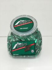 Andes Creme De Menthe Thins Mint Cream Thins 240 Count 2.5 Lb Free Shipping