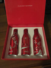 Coca Cola  Box Expo Milano bottles full Italy 2015
