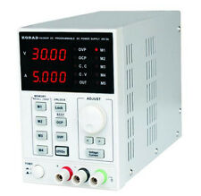 CE Lab Equipment 30V 5A DC Power Supply Precision Variable Adjustable KA3005D