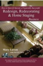How to Open & Operate a Financially Successful Redesign, Redecorating, and Home